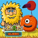 Adam and Eve: Aliens